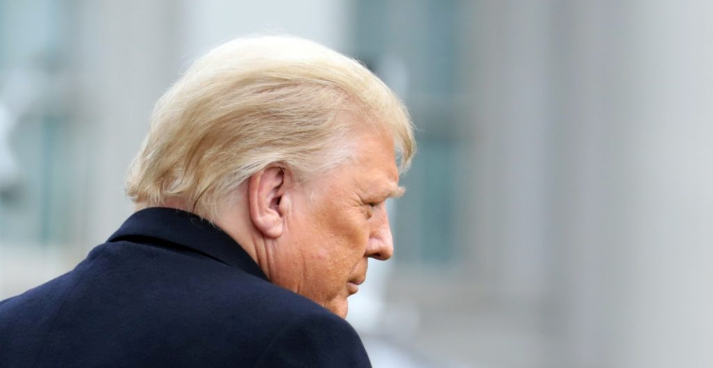 Trump, el primer presidente de EU en ser enjuiciado dos veces