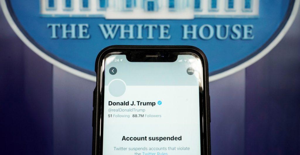 CEO de Twitter defiende prohibición a Trump, pero advierte que sienta un precedente peligroso