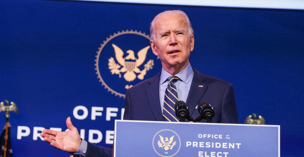 México tratará con Biden temas de cooperación, tráfico de armas y vacunación contra Covid-19