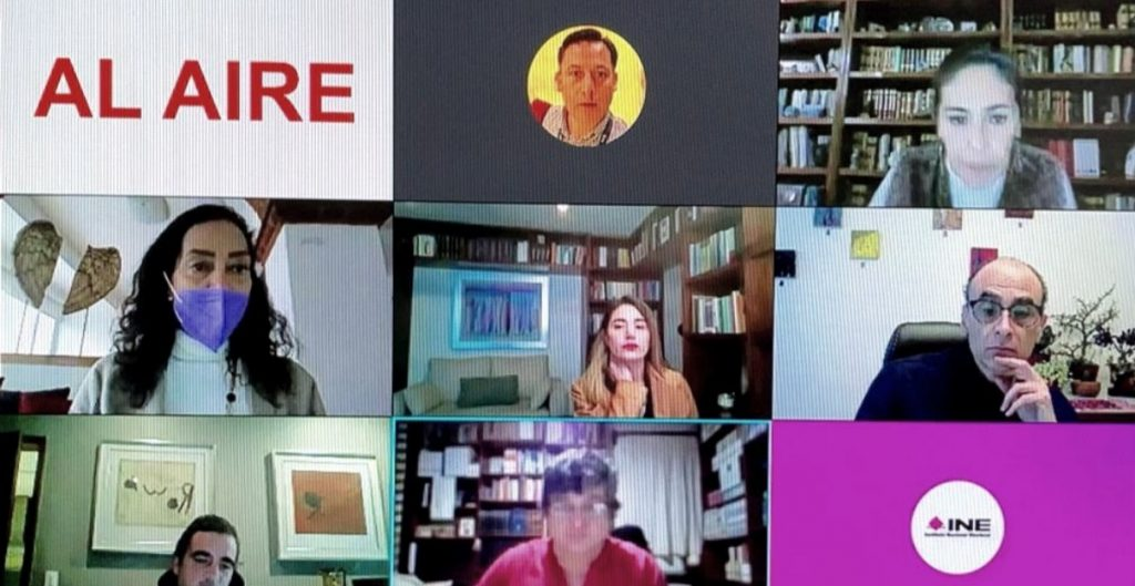 INE avala convenios de coalición para diputaciones rumbo al 6 de junio