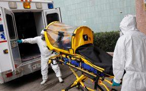 Ocupación hospitalaria en la Ciudad de México está al 90%