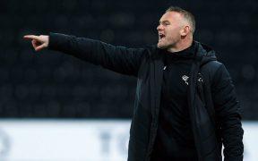Wayne Rooney deja las canchas para ser técnico de tiempo completo con el Derby County. Foto: @dcfcofficial