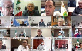 Segob pretende reunir todos los gobernadores para coordinar campaña de vacunación contra Covid