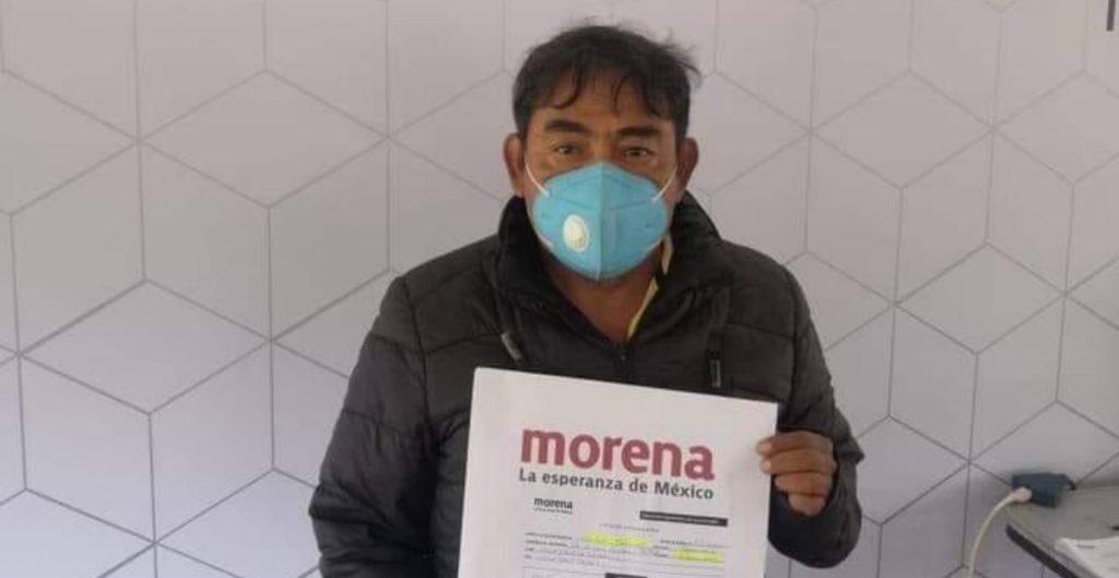 Colectivo de normalistas de Ayotzinapa veta a exvocero por buscar diputación por Morena