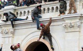 Policía del Capitolio alertó de un posible ataque tres días antes