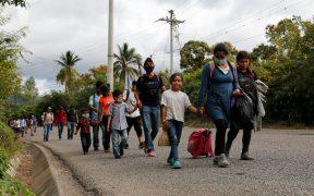La pandemia frenó la migración cuando estaba en niveles récord: ONU