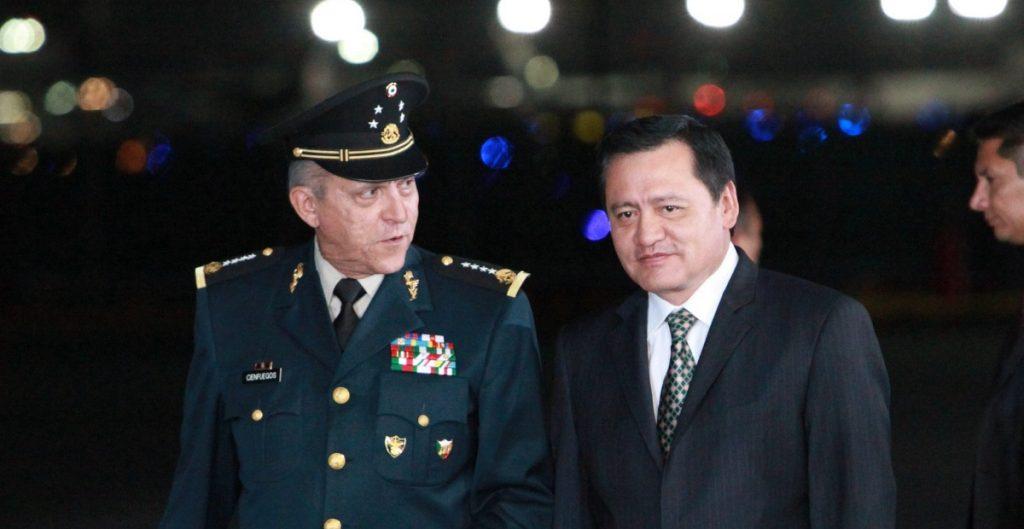 Los otros políticos y narcos que aparecen en la investigación de la DEA