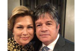 Hospitalizan a la actriz Leticia Calderón tras dar positivo a Covid-19