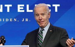 Biden alista una decena de decretos para su primer día en la Casa Blanca