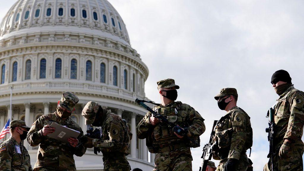 La alerta de violencia se extiende a las zonas residenciales de D.C