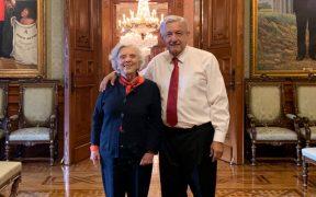 """Mañaneras de AMLO han generado """"hartazgo nacional"""", asegura Elena Poniatowska"""