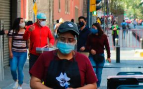 Casos y muertes por Covid-19 en México