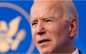 """Asalto al Capitolio por partidarios de Trump, """"no fue disidencia, fueron disturbios"""", dice Joe Biden"""