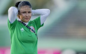 Mónica Vergara es la nueva entrenadora de la Selección Femenil Mexucana. Foto: Mexsport
