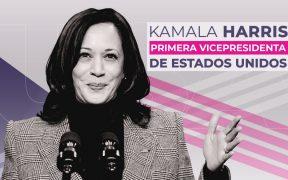 Kamala Harris, primera vicepresidenta de Estados Unidos