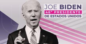 "Joe Biden, el presidente que enfrentará ""tiempos oscuros"" en EU"