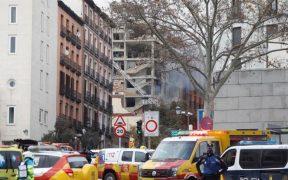 """""""No sabíamos si era una explosión o un atentado"""", narran vecinos del edificio que estalló en Madrid"""