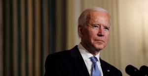 """Tras asumir el cargo, Biden insiste en que """"es momento de avanzar"""""""