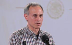 """Iniciativa de NL para traer laboratorio ruso al país y producir vacunas Covid """"es buena"""": López-Gatell"""