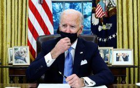 Biden presionará al Congreso de EU por plan de estímulo contra la Covid-19