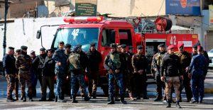 Ataque suicida en el centro de Bagdad deja 32 muertos y 110 heridos