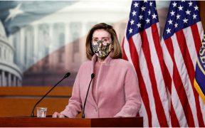 Pelosi advierte que se procesará a congresistas que hayan incitado a la insurrección en el Capitolio
