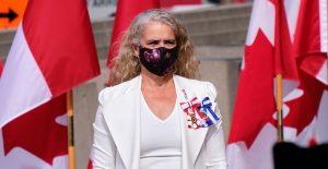 Renuncia gobernadora general de Canadá, Julie Payette, tras señalamientos de acoso laboral