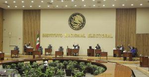 INE orden retirar 'cortinillas' en spots de partidos políticos en radio y televisión