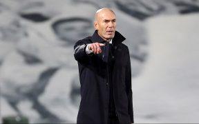 Zidane no podrá dirigir al Real Madrid ante Alavés. Foto: EFE