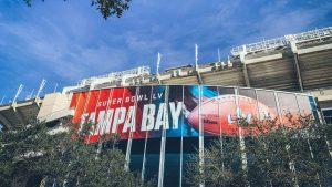 El estadio Raymond James, de Tampa Bay, admitirá a cerca de 22 mil aficionados en el Super Bowl LV. Foto: @RJStadium
