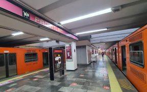 Hoy comenzarán pruebas con trenes en Línea 1 del Metro de la CDMX