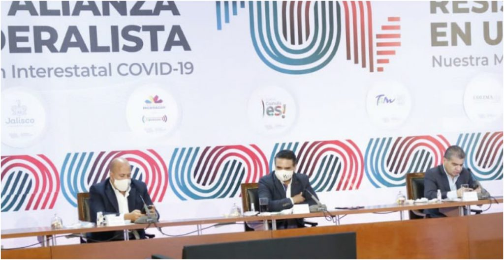 Anuncio de AMLO para autorizar a los estados la compra de vacunas contra Covid es tardío y engañoso: Alianza Federalista