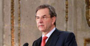 Estados Unidos otorga beneplácito a Esteban Moctezuma para ser embajador de México en ese país