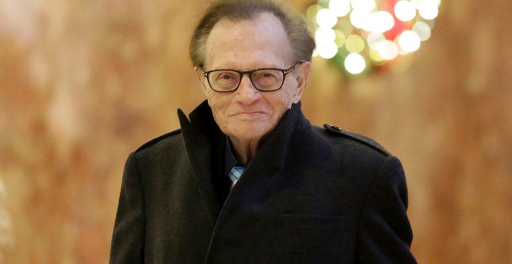 Falleció el famoso presentador de televisión Larry King a los 87 años