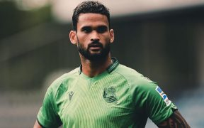 Willian José llega a préstamo hasta el final de la temporada. Foto: @Wolves