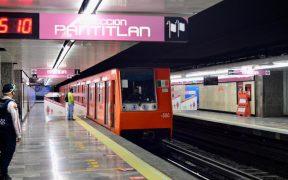 Línea 1 del Metro reinicia operaciones tras incendio
