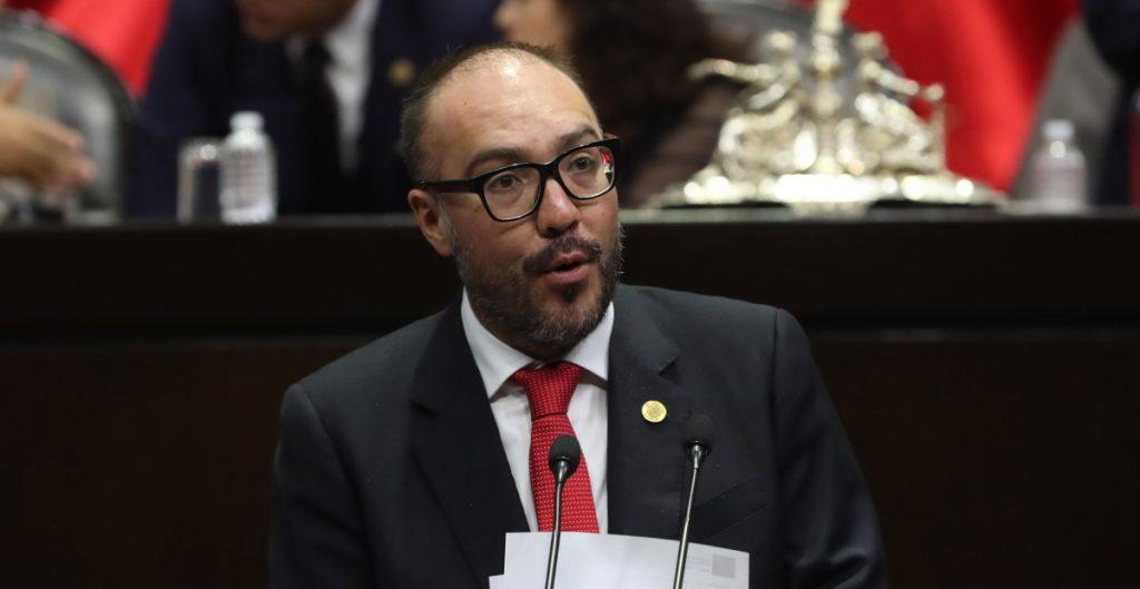 Fiscalía de CDMX pide retirar fuero a Mauricio Toledo; lo investiga por enriquecimiento ilícito