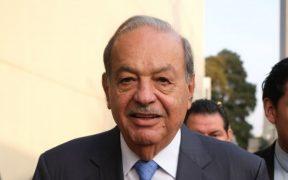 Carlos Slim tiene Covid