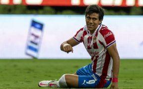 José Juan Macías pidió respeto a la privacidad de los futbolistas. Foto: Mexsport
