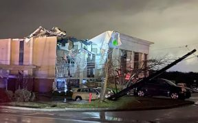 Tornado en Alabama deja un muerto y varios heridos