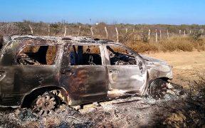 INM cesa a 8 funcionarios relacionados con asesinato de 19 personas en Tamaulipas