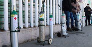 Gobierno pide regresar tanques de oxígeno para la atención de Covid en casa