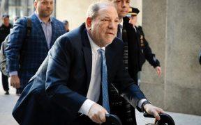 Juez aprueba plan de bancarrota de Weinstein; víctimas recibirán indemnización millonaria