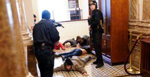 Policía del Capitolio reconoce fallas de seguridad durante ataque al Congreso