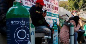 Se triplica el precio de oxígeno y tanques durante pandemia de Covid-19