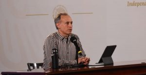 López-Gatell da negativo a prueba de Covid-19; se mantendrá en aislamiento
