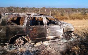 Fiscalía identifica a cuatro de las 19 víctimas calcinadas en Tamaulipas