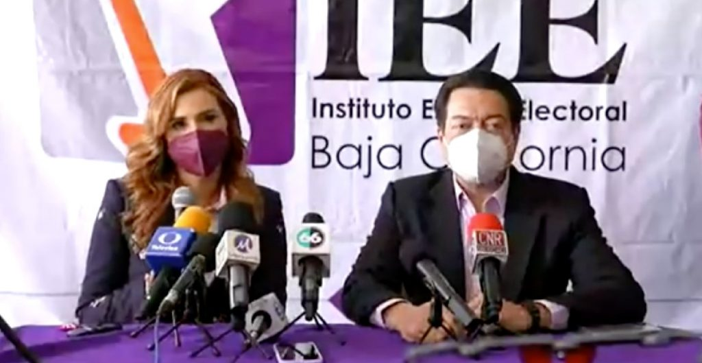 """""""No te puedes convertir en juzgador"""", dice Mario Delgado sobre denuncias contra Salgado Macedonio"""