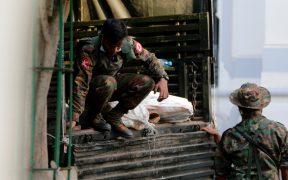 Biden ordena sanciones contra los líderes militares detrás del golpe de Estado en Birmania