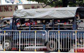Biden amenaza con sanciones a Birmania tras el golpe de Estado
